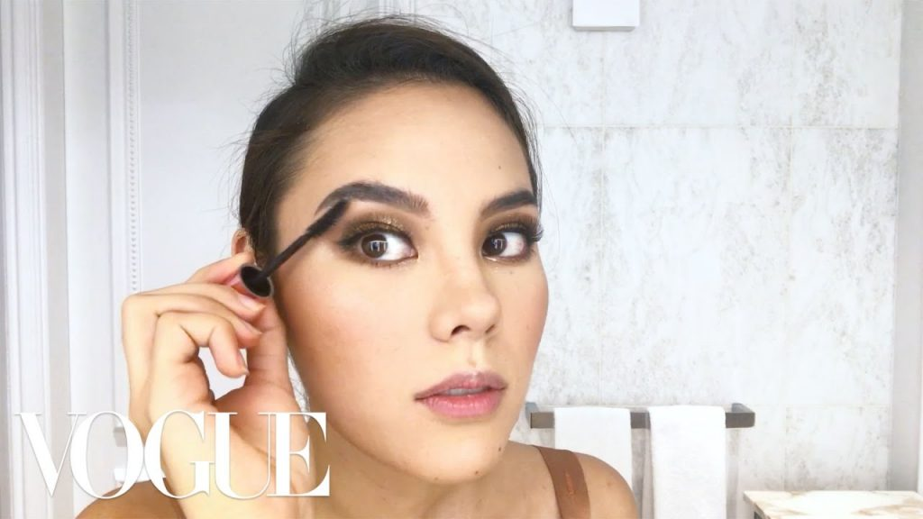 Catriona Gray's Miss Universe Makeup routine