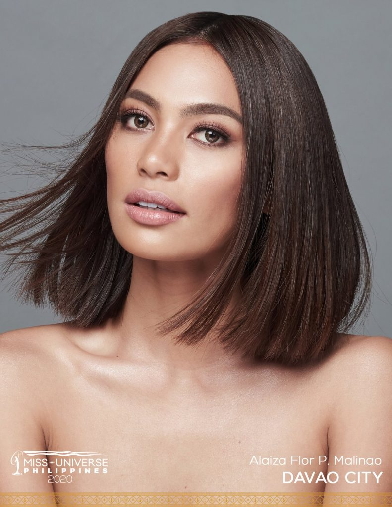 Miss Universe Philippines Davao City Alaiza Malinao