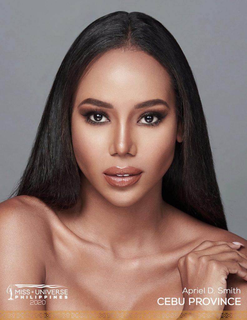 Miss Universe Philippines Cebu Province Apriel Smith