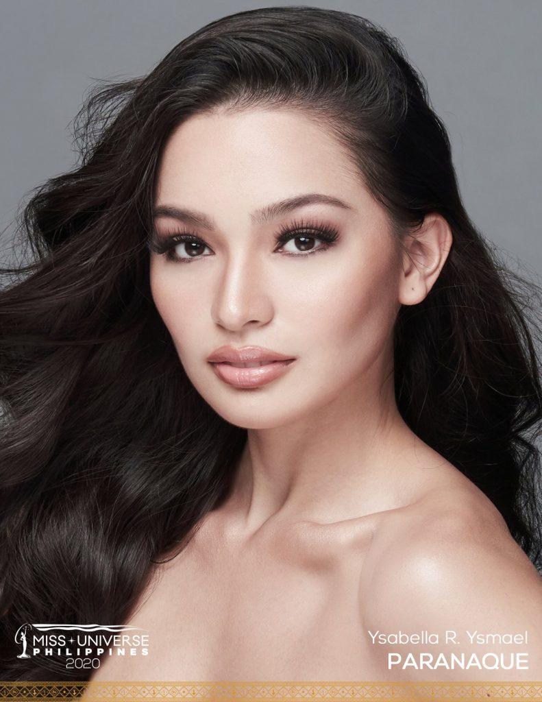 Miss Universe Philippines Paranaque Ysabella Ysmael