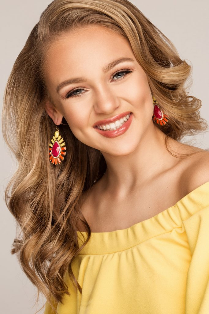 Brittany Link Pageant Headshot