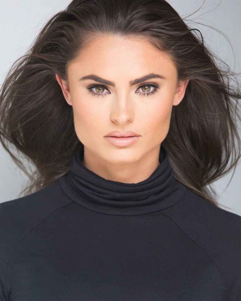Miss Georgia USA Alyssa Beasley