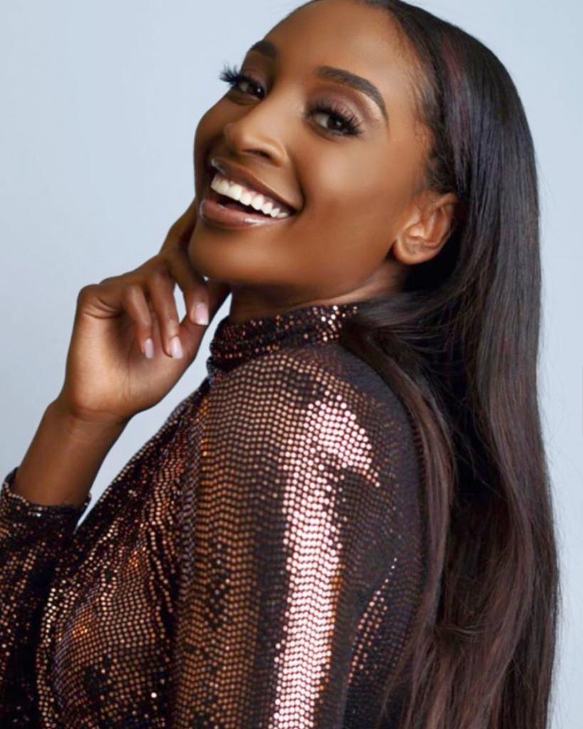 Miss Washington USA 2020 Imani Blackmon