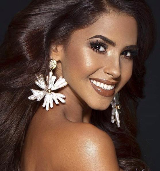Carmen Isabel Jaramilo Appointed Seńorita Panamá 2020
