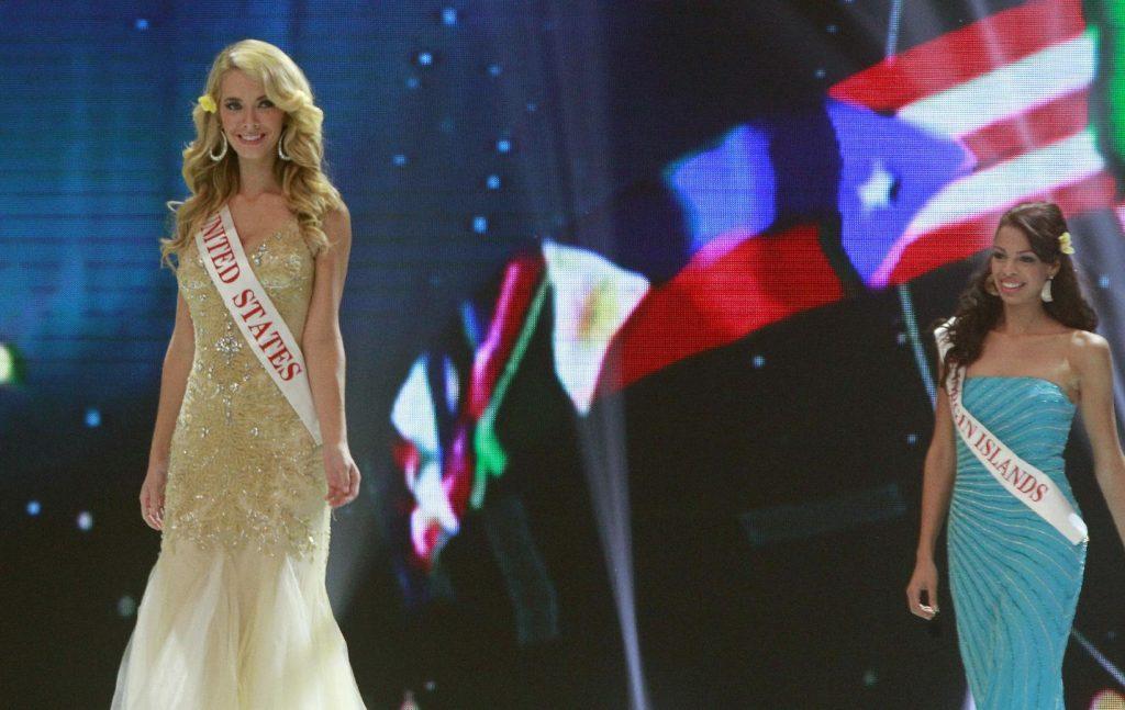 Olivia Jordan Miss World America 2013