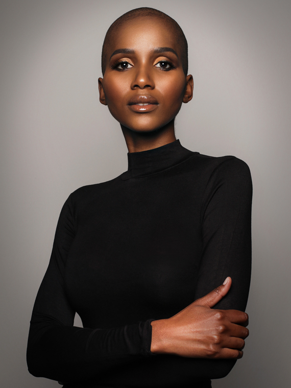 Miss South Africa contestant