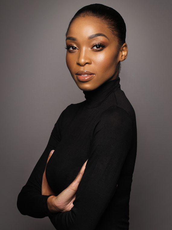 Miss South Africa 2020 Thato Mosehle