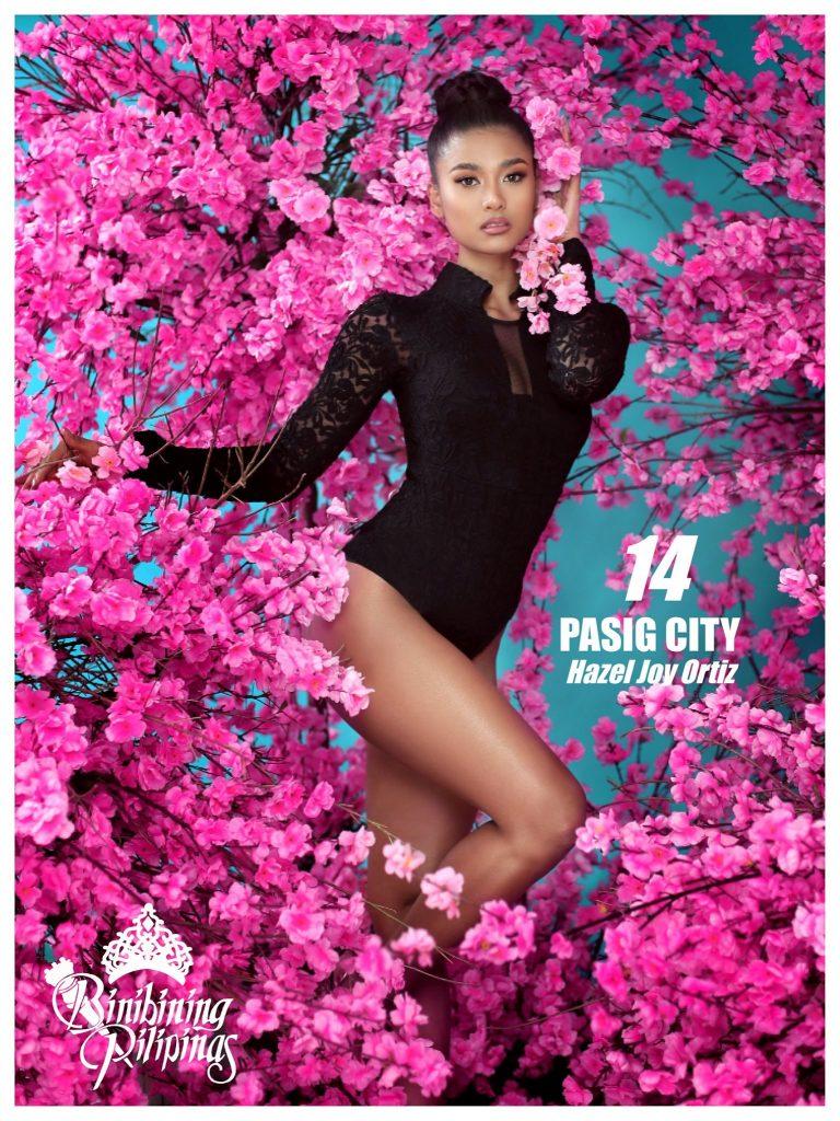 Binibining #14 Pasig City Hazel Joy Ortiz