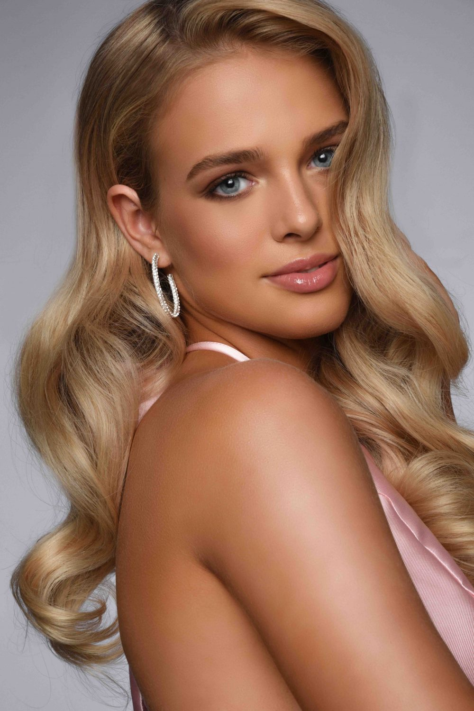 Miss Teen USA 2020 headshots
