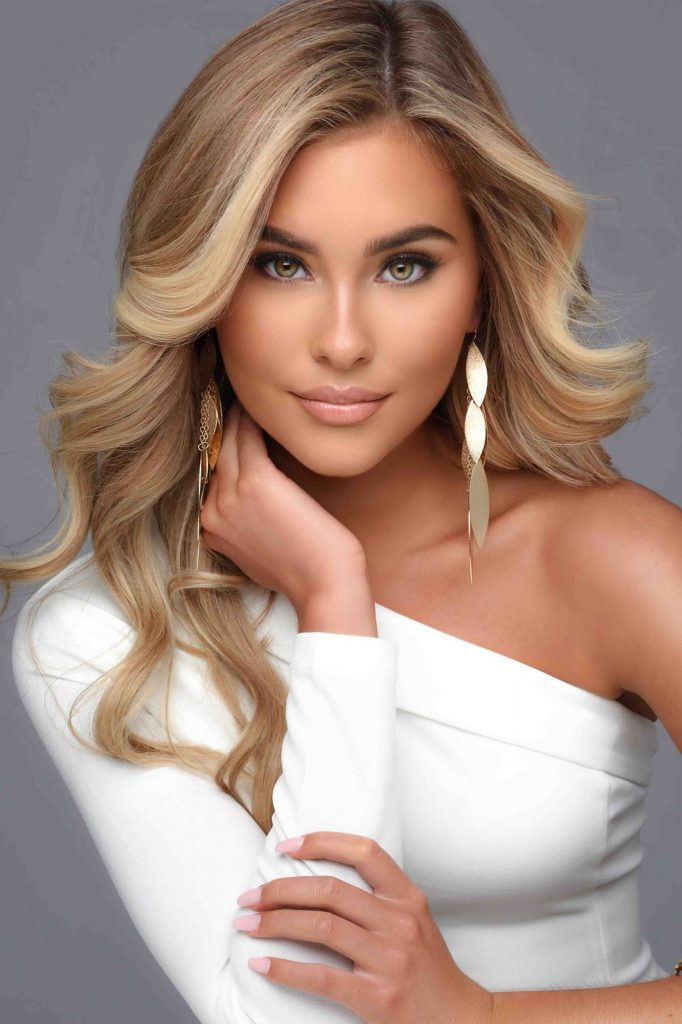 Miss Florida Teen USA 2020 headshot