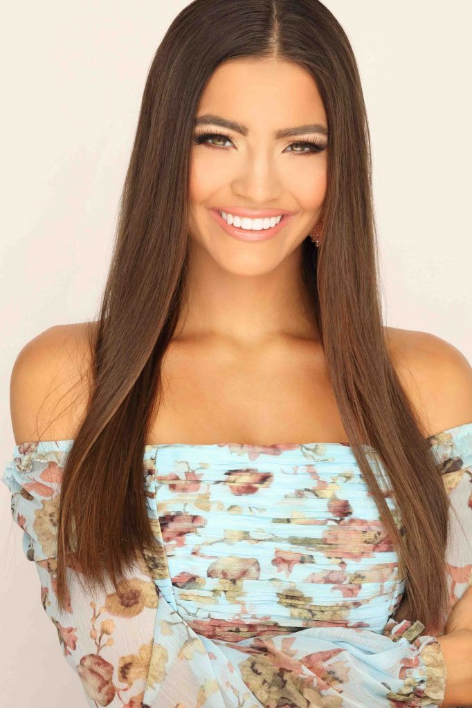 Miss Mississippi Teen USA 2020 headshot