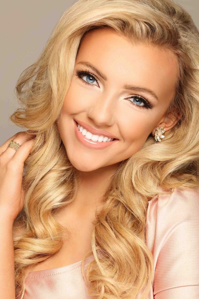 Miss North Carolina Teen USA 2020 headshot
