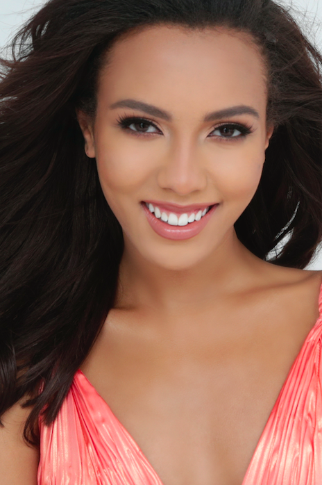 Miss New York Teen USA 2020 headshot