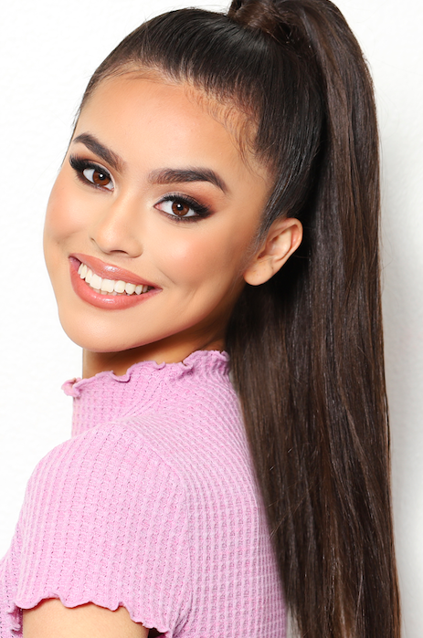 Miss Nevada Teen USA 2020 headshot