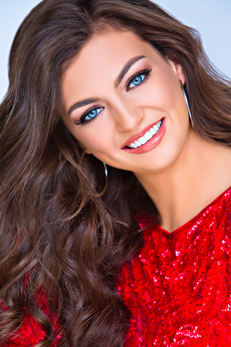 Miss Idaho Teen USA 2020 headshot