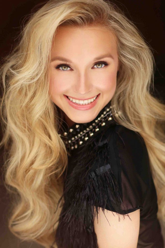 Miss Wisconsin Teen USA 2020 headshot