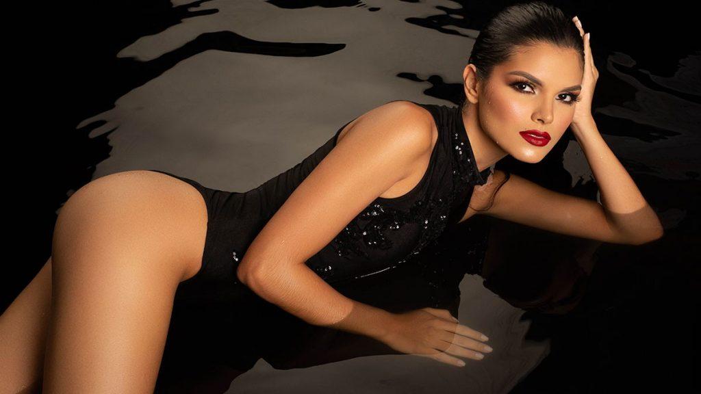 Miss Aragua Alejandra Conde