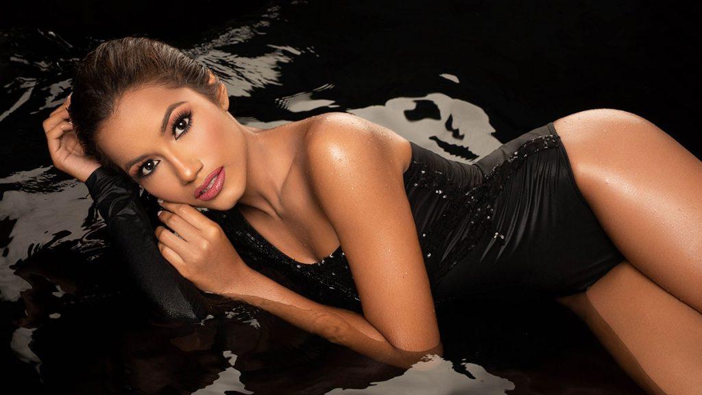 Miss La Guaira Ismelys Velasquez