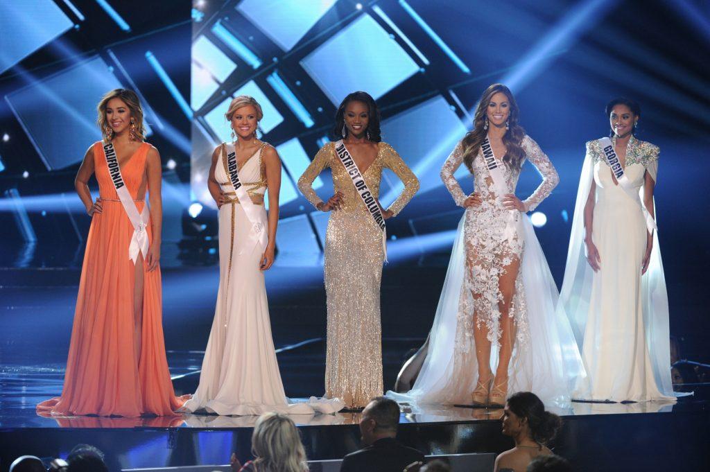 Miss USA 2016 top 5