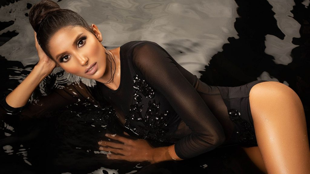 Miss Guyana Region Isbel Parra