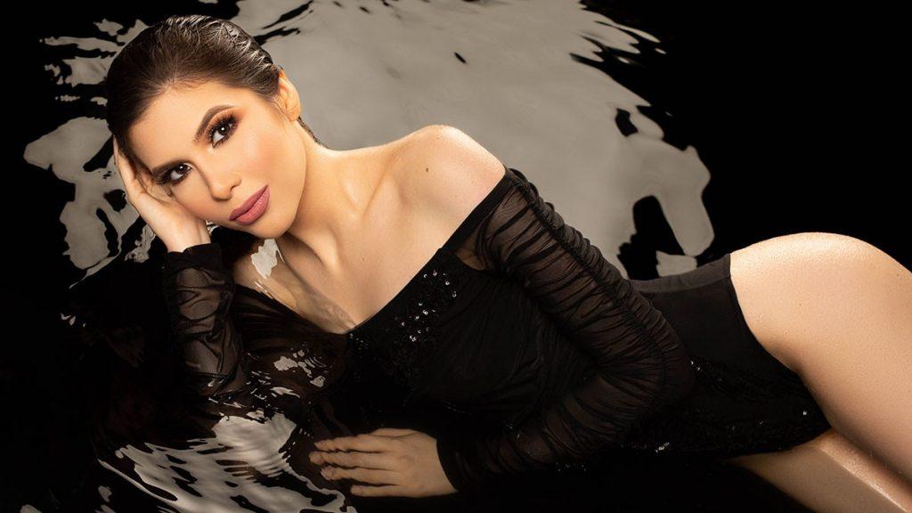 Miss Monagas Maria Antonietta Silva