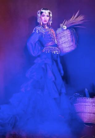 Traditional Binibining National costume 2021